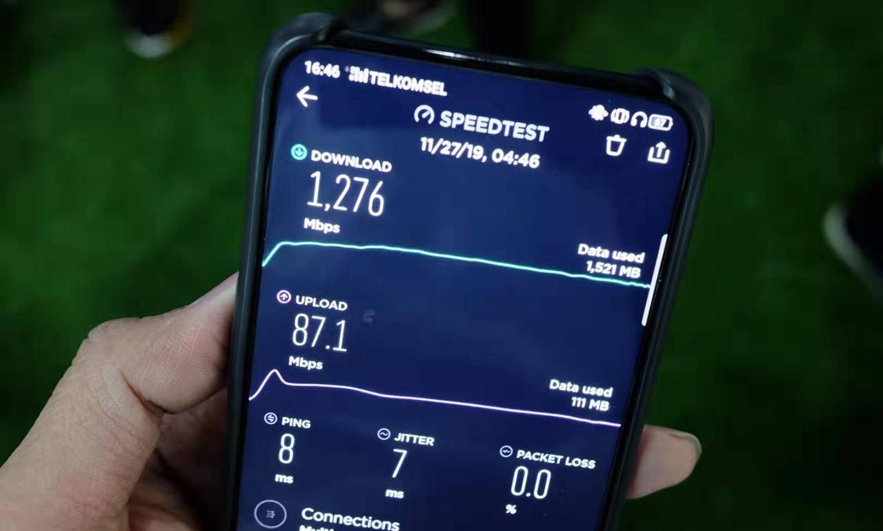 OPPO 5G Speed
