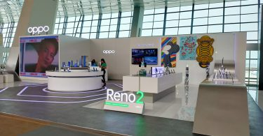 OPPO Store Bandara Soeta Feature