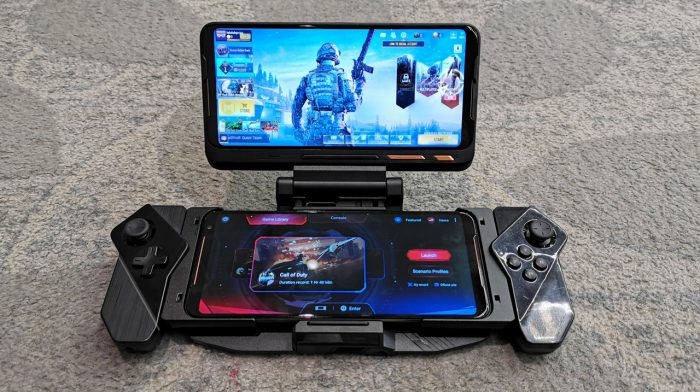 ROG Phone 2 Game Twin View Dock 2