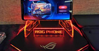 ROG Phone 2 Sneak Feature