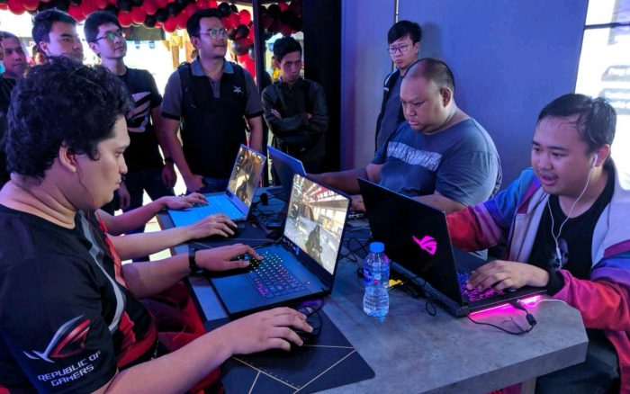 Asus Buka Rog Store Di Mall Ambassador Jakarta Pembeli Beruntung Dapat Rog Phone 2 Gratis Gadgetren