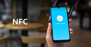 Redmi Note 8T NFC Feature