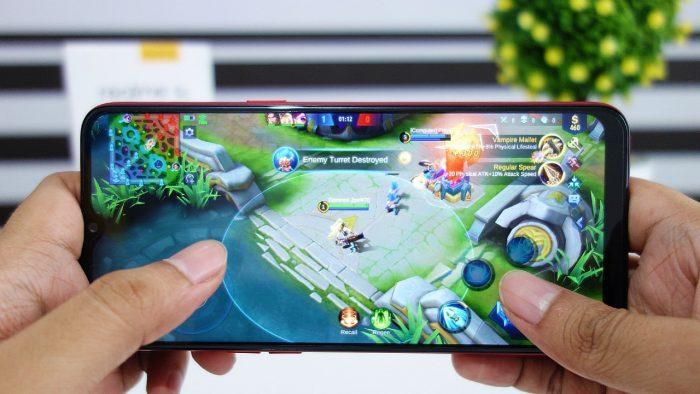Review realme 5s Gaming