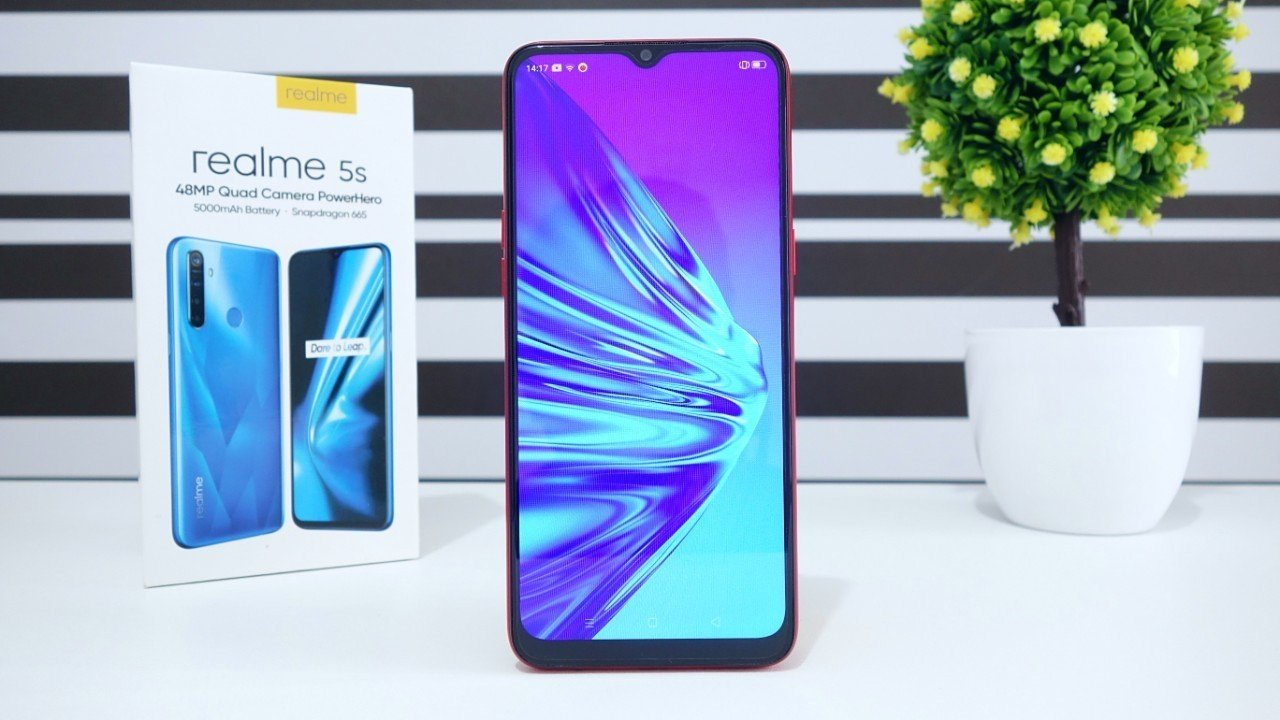Review realme 5s Header