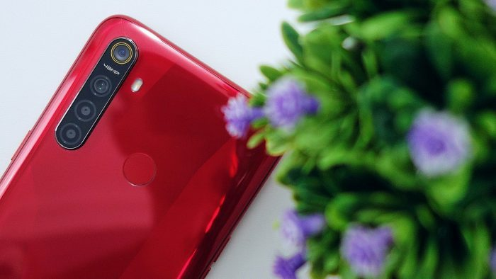 Review realme 5s Quad Camera