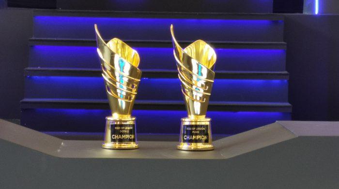 Rise of Legion Trophy