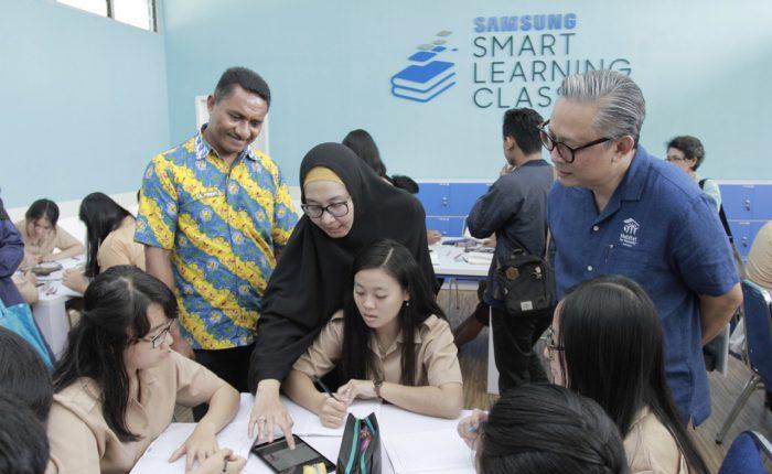 Samsung Smart Learning Center Kegiatan