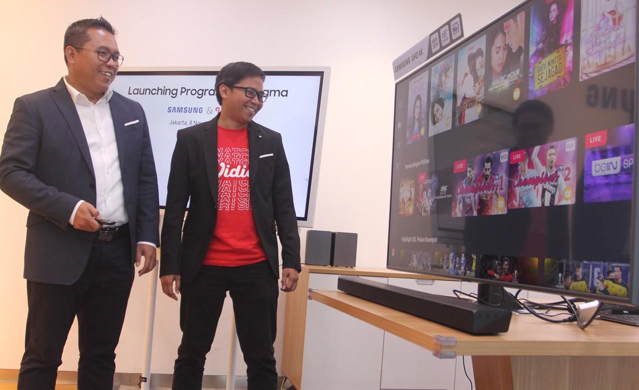Samsung Smart TV Channel Gratis