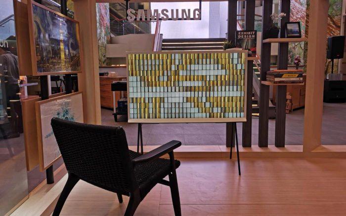 Samsung-TheSerif-Chair