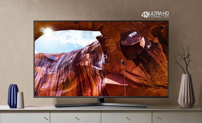 Samsung UHD TV 4K Channel Gratis
