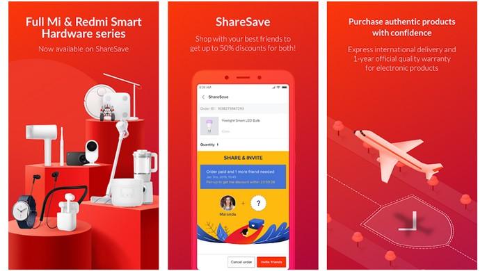 ShareSave Xiaomi All