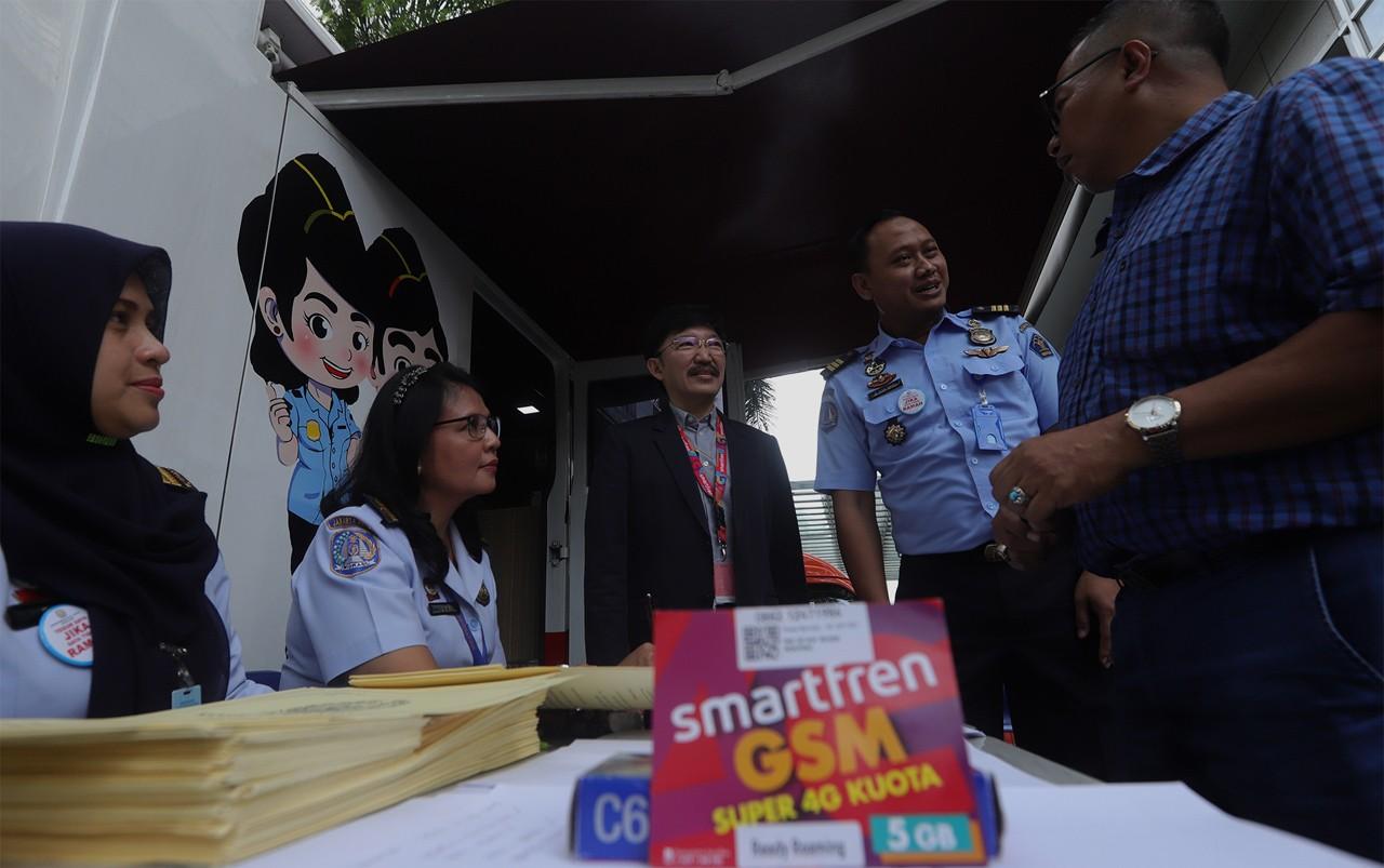 Smartfren Paspor Feature