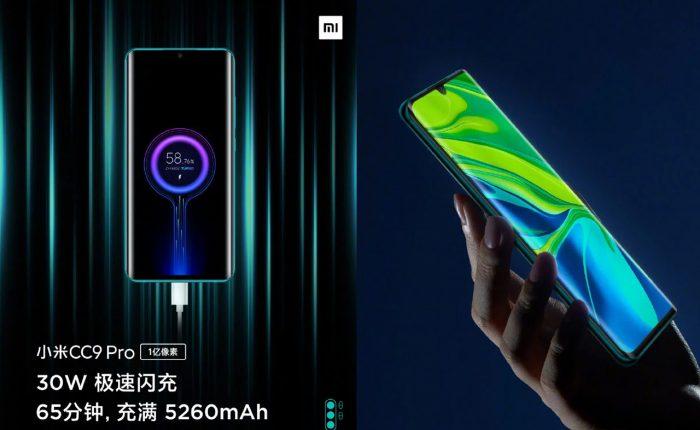 Xiaomi Mi CC9 Pro Baterai