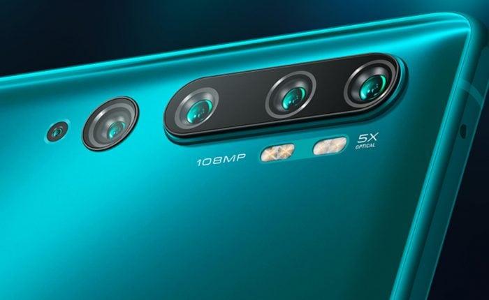 Xiaomi Mi CC9 Pro Penta Cam