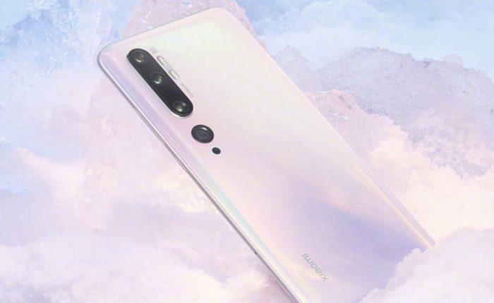 Xiaomi Mi CC9 Pro White