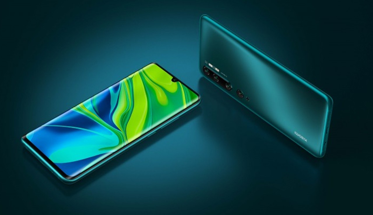 Xiaomi Mi Note 10 Feature