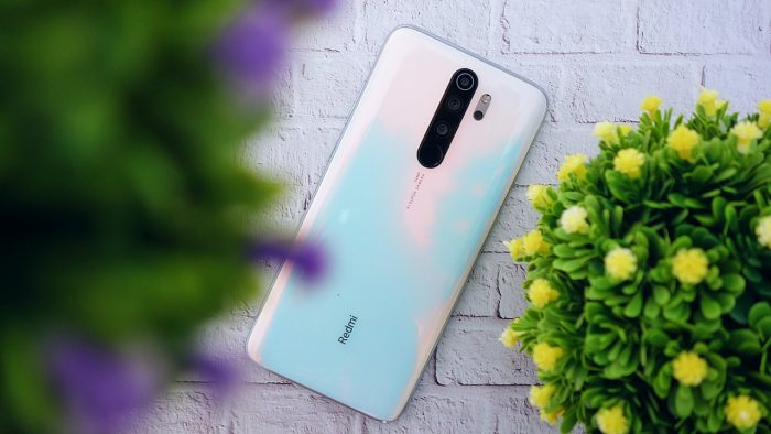 Samsung A51 Vs Redmi Note 8 Pro Cover Belakang