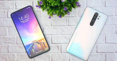 Xiaomi Redmi Note 8 Pro - Desain