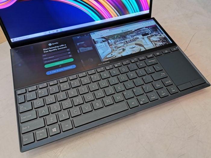 ZenBook Pro Duo Display
