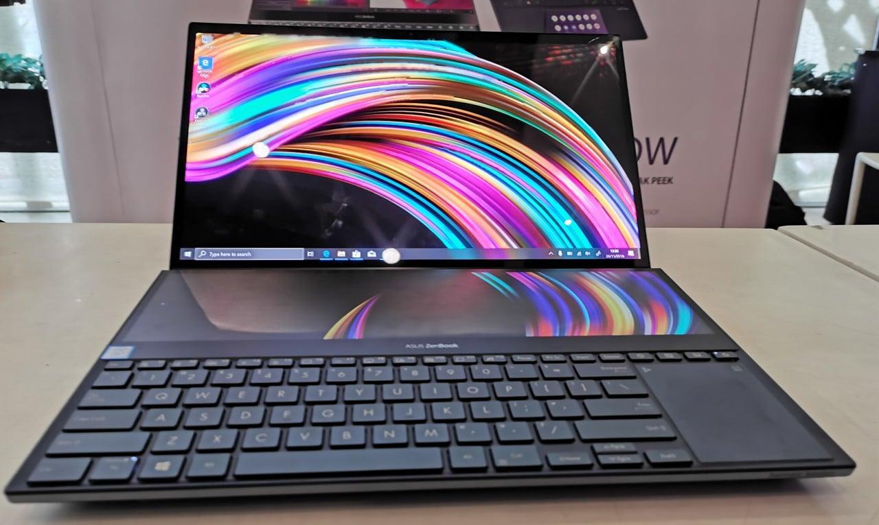 ZenBook Pro Duo Featurez