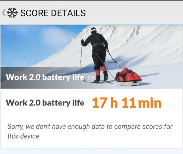 vivo S1 Pro baterai
