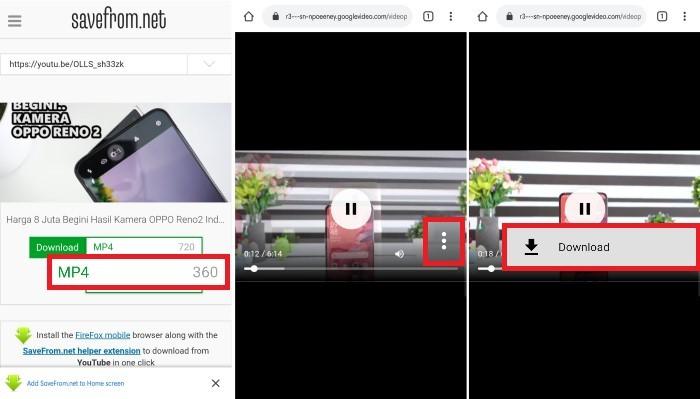 Cara Share Video YouTube ke Instagram 2