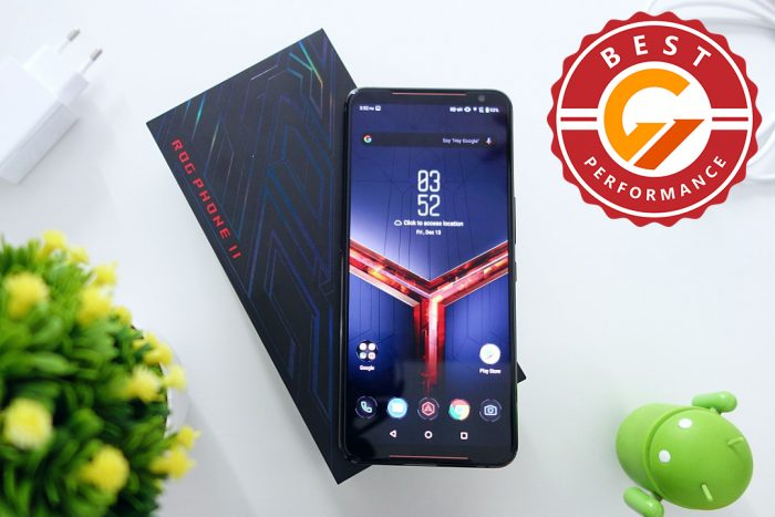 Gadgetren Award 2019 - Best Performance - ASUS ROG Phone 2