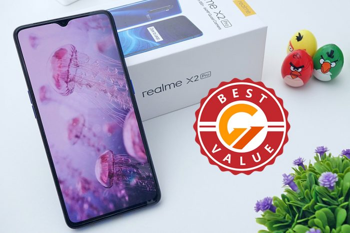 Gadgetren Award 2019 - Best Value - realme X2 Pro