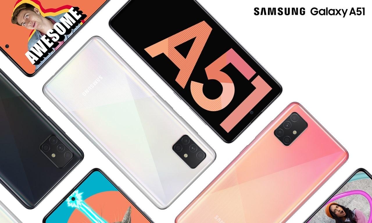 Kelebihan dan Kekurangan Samsung Galaxy A51 Header