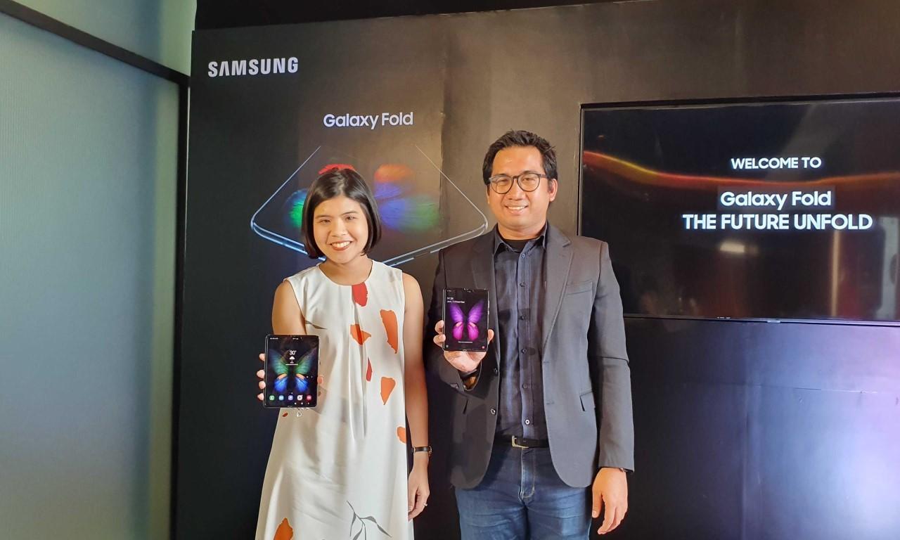 Pre-Order Samsung Galaxy Fold Header