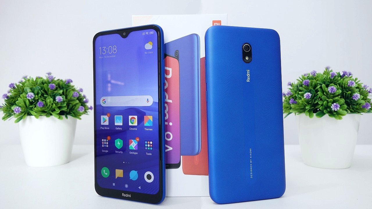 Review Redmi 8A Feature