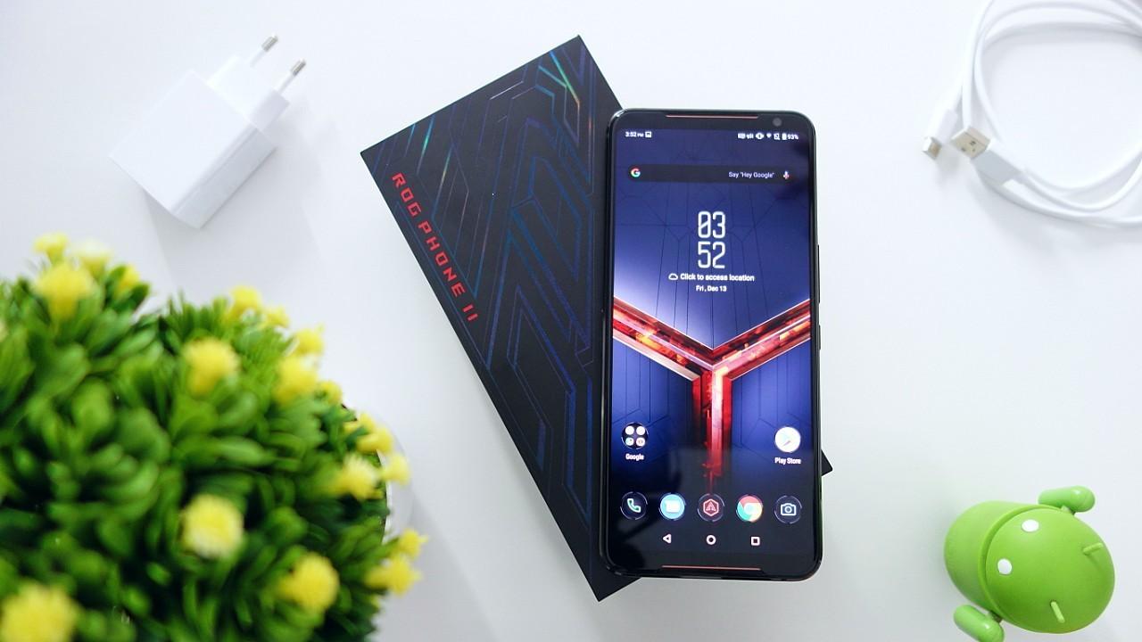 Review ASUS ROG Phone II Header