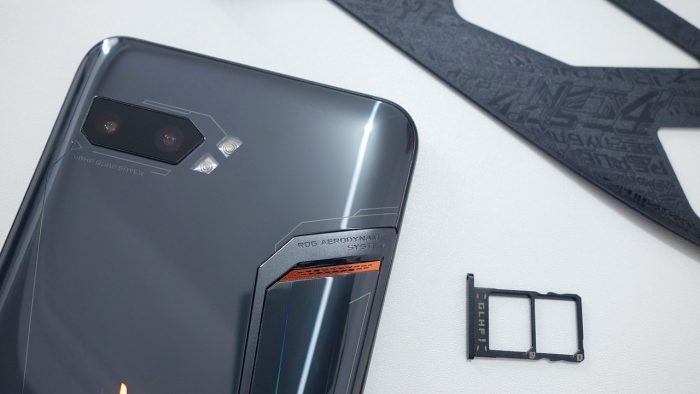 Review ASUS ROG Phone II Kamera
