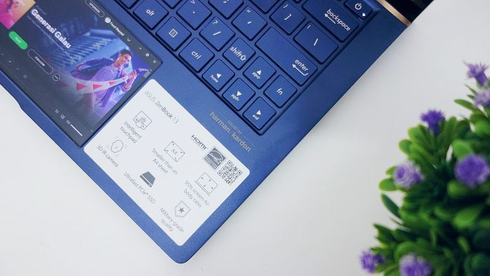 Review ASUS ZenBook 13 UX334FL harmankardona