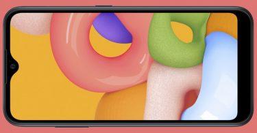 Samsung Galaxy A01 Feature