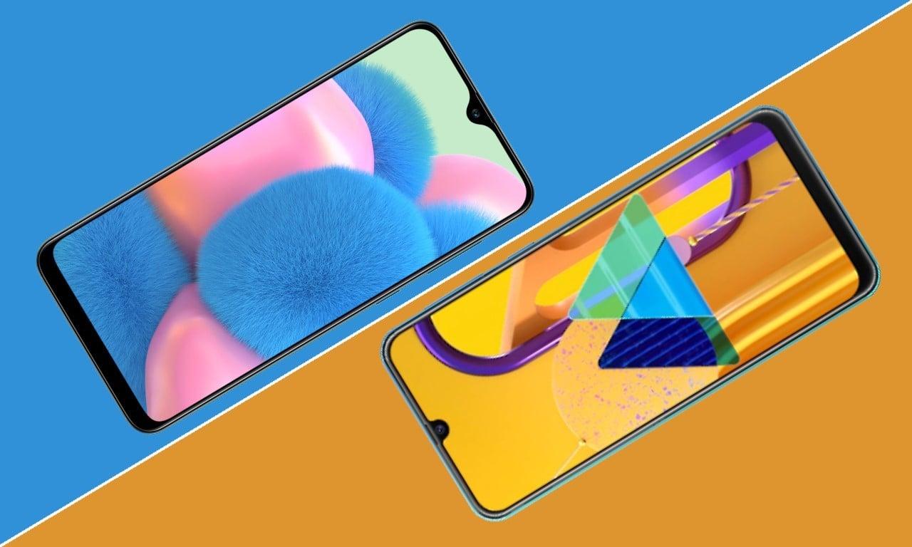 Samsung Galaxy A30s Vs Samsung Galaxy M30s Header