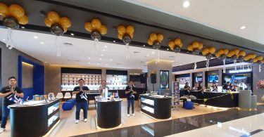 Samsung Store New Concept
