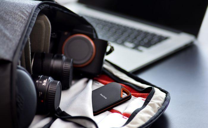 SanDisk Extreme Pro Portable SSD Tas