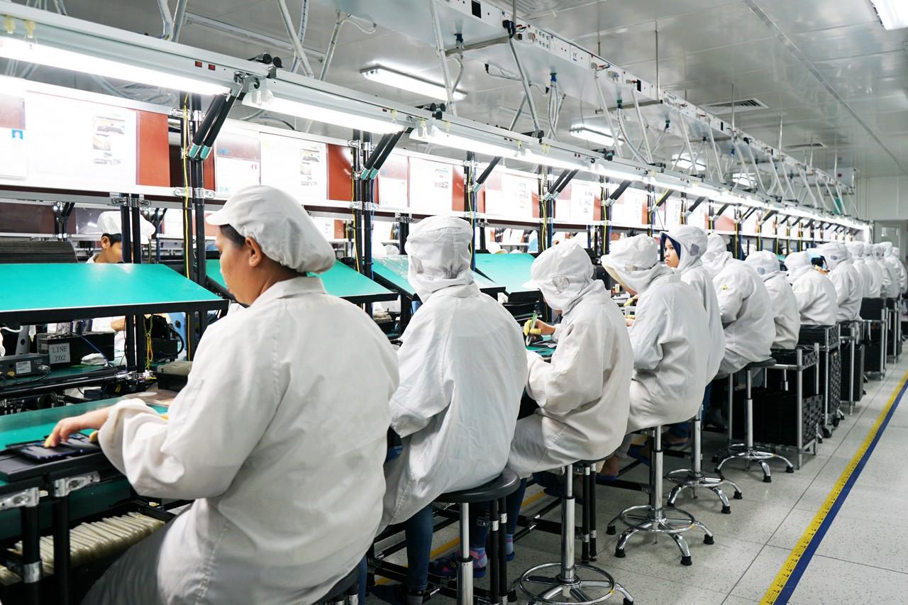 Pabrik Pembuatan Ponsel Vivo Header