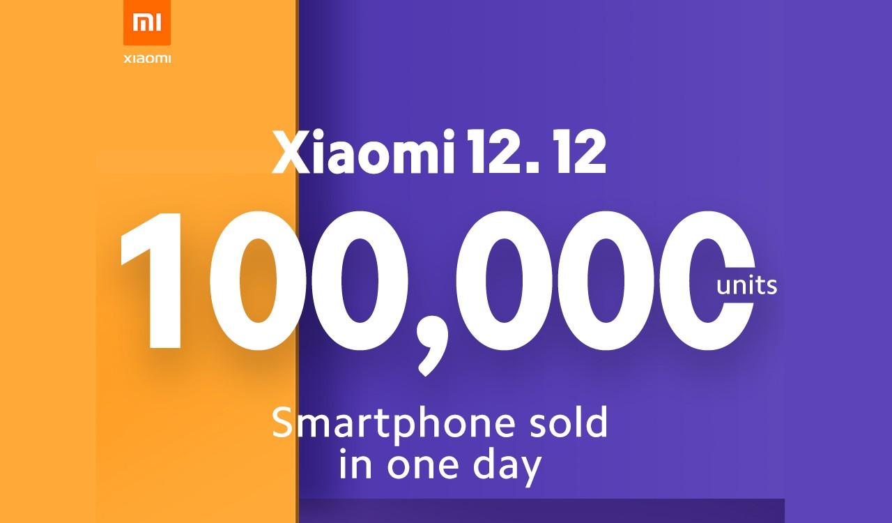 Xiaomi 100ribu SoldOut