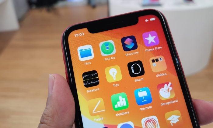 iPhone-11-Notch