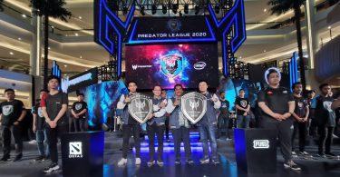 APAC Predator League 2020 Feature