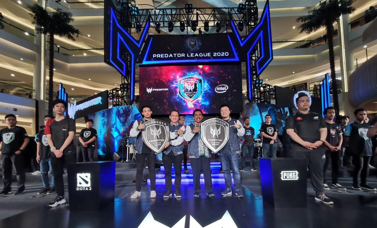 Babak Final Indonesia Predator League 2020 Header