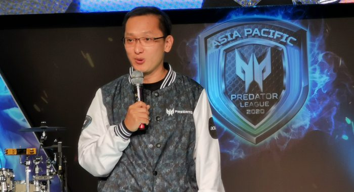 APAC Predator League 2020 Herbet Ang