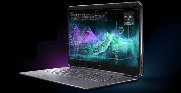 ASUS ProArt StudioBook One Desain