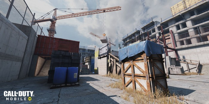 Call of Duty Season 3 Cage Map