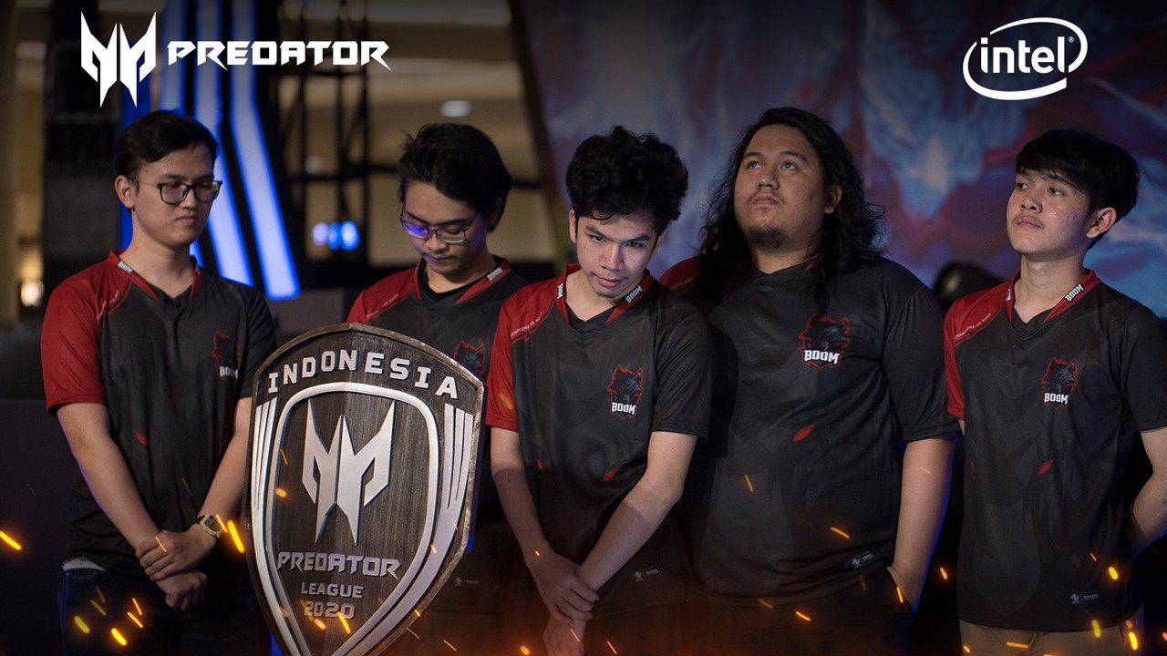 Grand Final APAC Predator League 2020 BOOM Esports