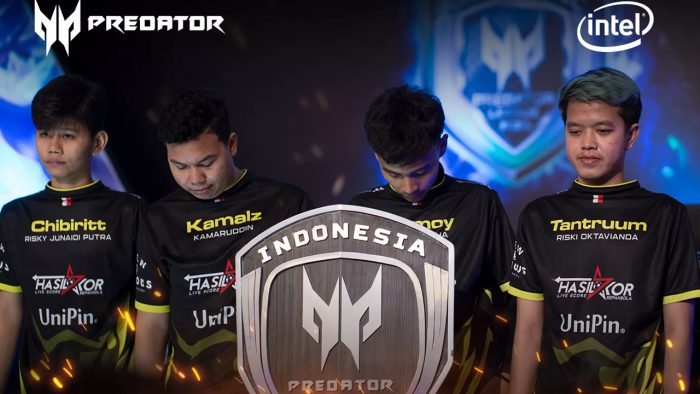 indonesia predator league pemenang