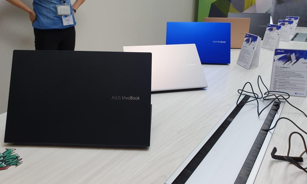 Jajaran Laptop ASUS VivoBook dan ZenBook di CES 2020 Header