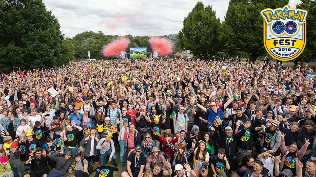 Niantic Pokemon Go Fest